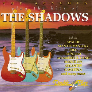 Cd The Apaches Play The Hits Of The Shadows