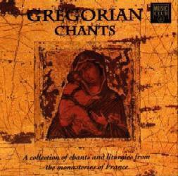 gregorian cd